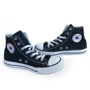 Converse CTAS Black High Top Sneakers